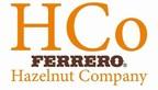 Ferrero Hazelnut Company Logo (PRNewsFoto/The Ferrero Group)