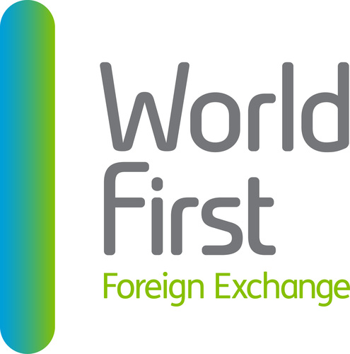 World First Logo. (PRNewsFoto/World First) (PRNewsFoto/WORLD FIRST)