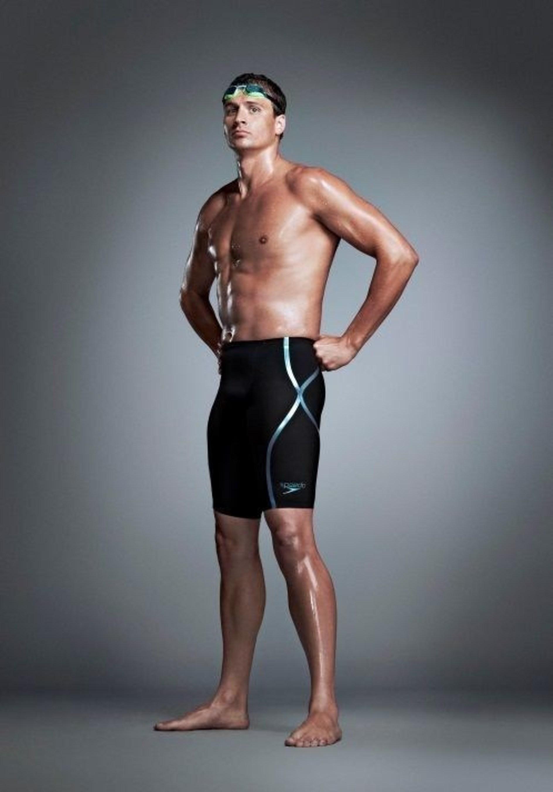 World-record holder Ryan Lochte (PRNewsFoto/Speedo International)