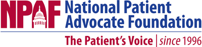 National Patient Advocate Foundation Logo. (PRNewsFoto/National Patient Advocate...)