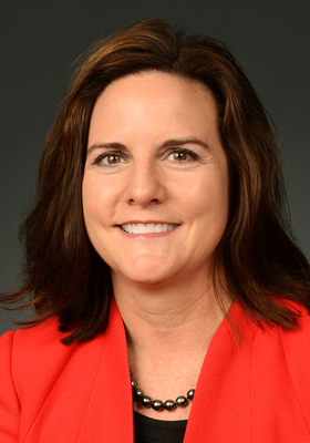 Lisa Zell, executive vice president and general counsel for CHS Inc., will assume the role of executive vice president CHS Business Solutions effective Sept. 1, 2014. (PRNewsFoto/CHS Inc.)