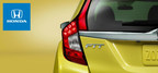 The 2015 Honda Fit has arrived in South Carolina to show local drivers why the the all-new hatchback is considered one of the year's most must-drive automotive options. (PRNewsFoto/Cale Yarborough Honda)