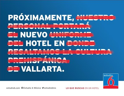 """G6 Hospitality and Grupo Primer Nivel win the Spectacular Tourism category with their piece, """"New Hotel Vallarta."""""""