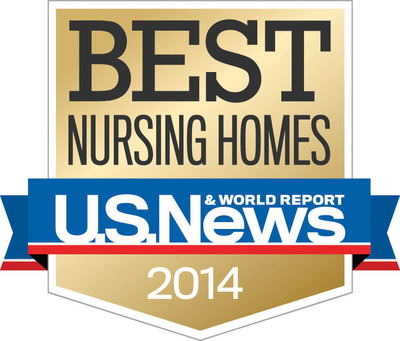 "Five of The Goodman Group's managed senior living and health care communities receive highest overall rating of five stars in U.S. News & World Report sixth annual ""Best Nursing Homes"""