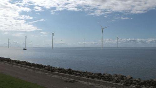 Bouw Windmolenpark Westermeerwind van start