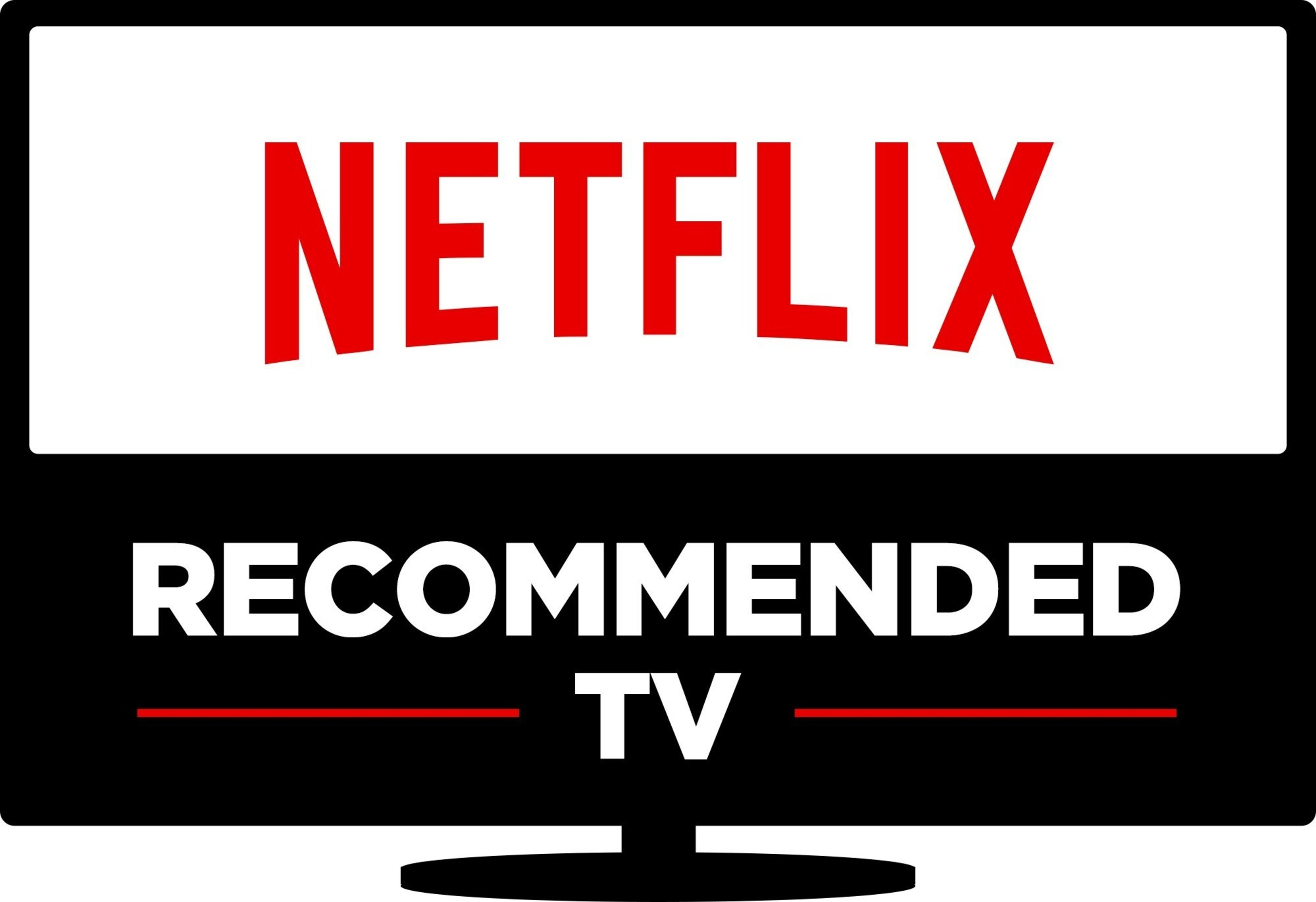 Netflix Announces 'Netflix Recommended TV' Program