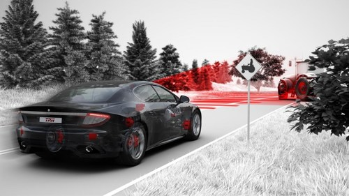 TRW has been selected by PSA as its driver assist system (DAS) partner beginning with the launch of TRW's ...