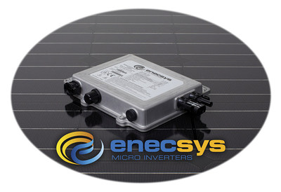 Smaller - Lighter - More Power - Enecsys unleashes third generation field-configurable micro inverter to fuel AC Module growth