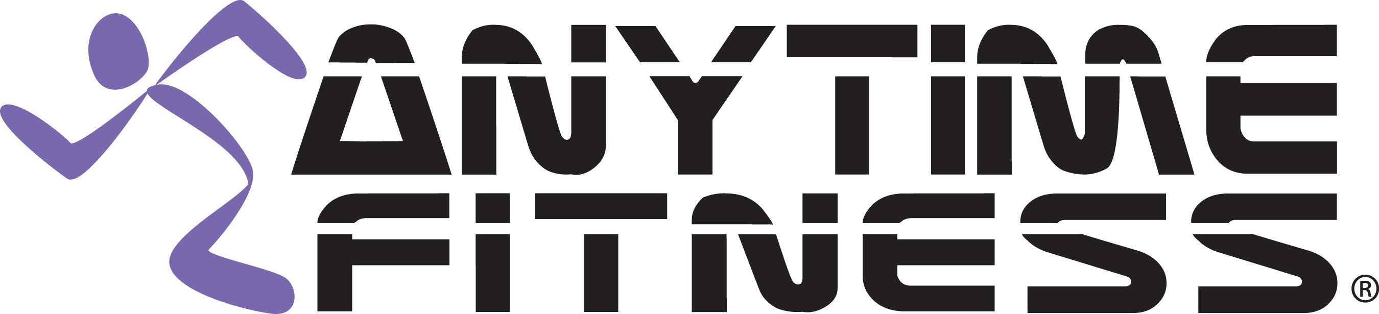Anytime Fitness logo.