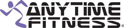 Anytime Fitness logo.  (PRNewsFoto/Anytime Fitness)