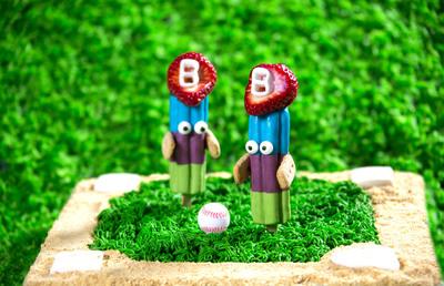Bomb Pop Baseball Players Recipe