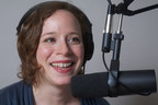 "Hillary Frank, host of ""The Longest Shortest Time."" Photo by Richard Frank"