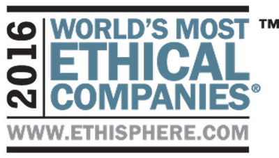 International insurance brokerage and risk management services firm Arthur J. Gallagher & Co. Named a 2016 World's Most Ethical Company by the Ethisphere Institute for the 5th Consecutive Year
