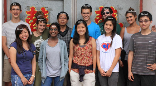 Medical and Public Health Summer and Autumn Internships in Rural China.  (PRNewsFoto/China California Heart ...