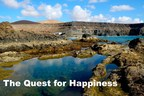 """The Quest for Happiness"" Documentary. Rock pools on Fuerteventura, Canary Islands, Spain, shot in June 2015. (PRNewsFoto/Travel Sensations)"