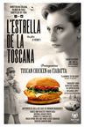 """To celebrate the new Tuscan Chicken on Ciabatta sandwich, Wendy's launched its first-ever digital short film, """"L'Estrella de la Toscana"""" – The Star of Tuscany, starring the new Tuscan Chicken on Ciabatta. Inspired by the sandwich's Italian-inspired ingredients, the film was shot in Italy and features subtitles from real Wendy's fans. (PRNewsFoto/The Wendy's Company)"""