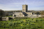 St. David's Cathedral in St. Davids, Wales
