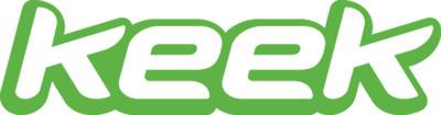 Keek Logo.  (PRNewsFoto/Keek)