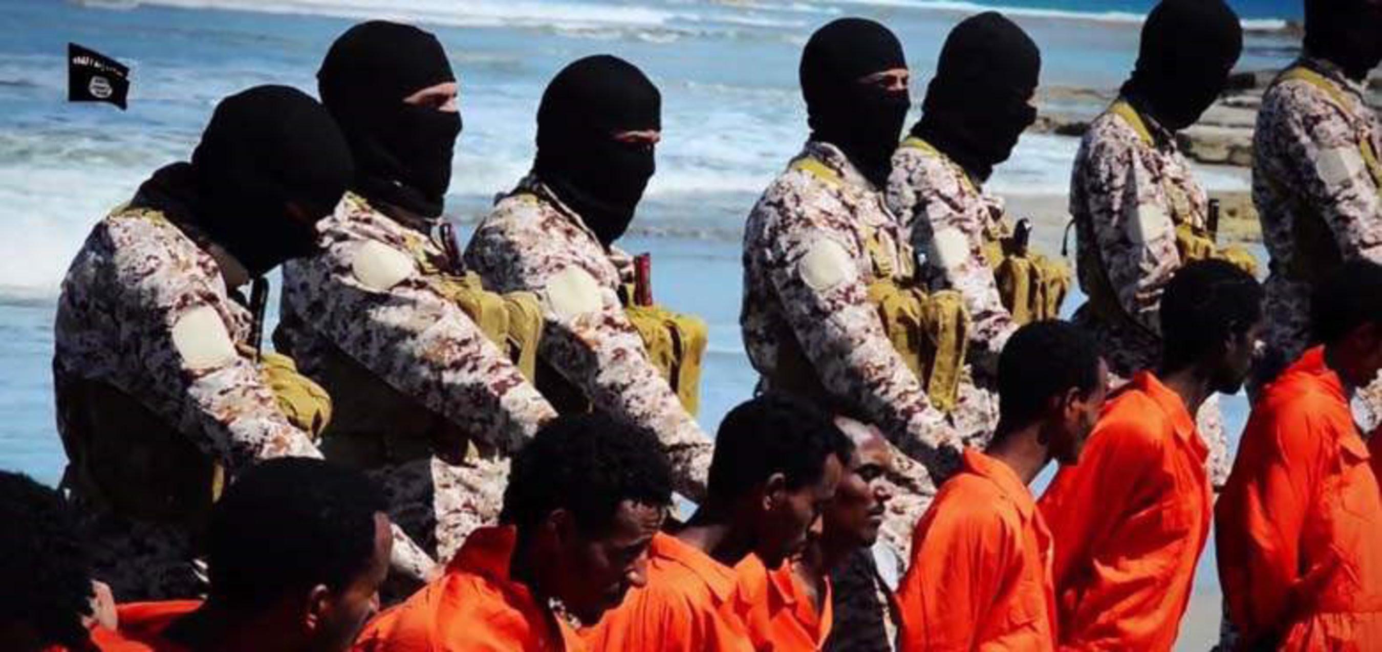 ISIS Beheads Ethiopian Christians on Libyan Beach