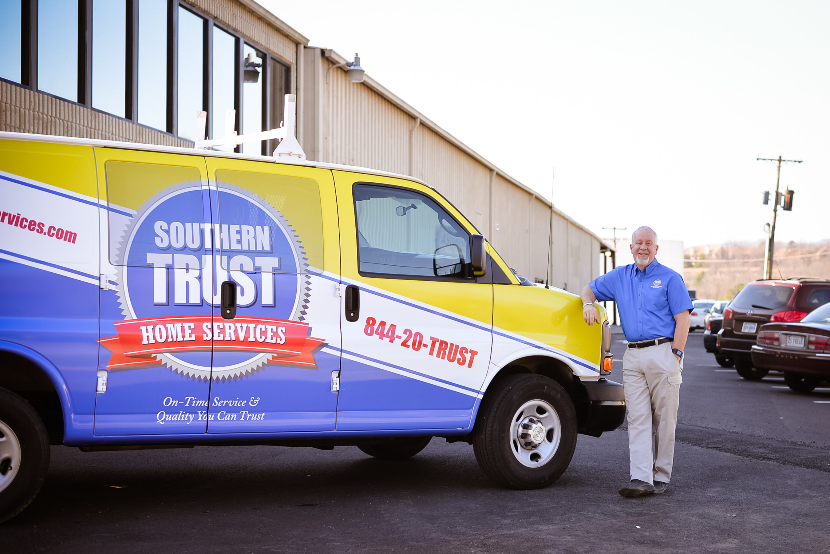 Roanoke's Southern Trust Home Services offers homeowners tips to prevent water damage this spring