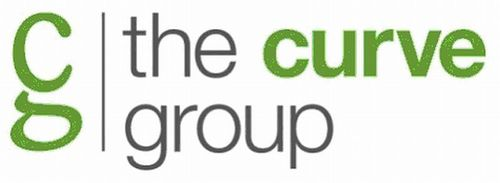 The Curve Group logo (PRNewsFoto/The Curve Group)