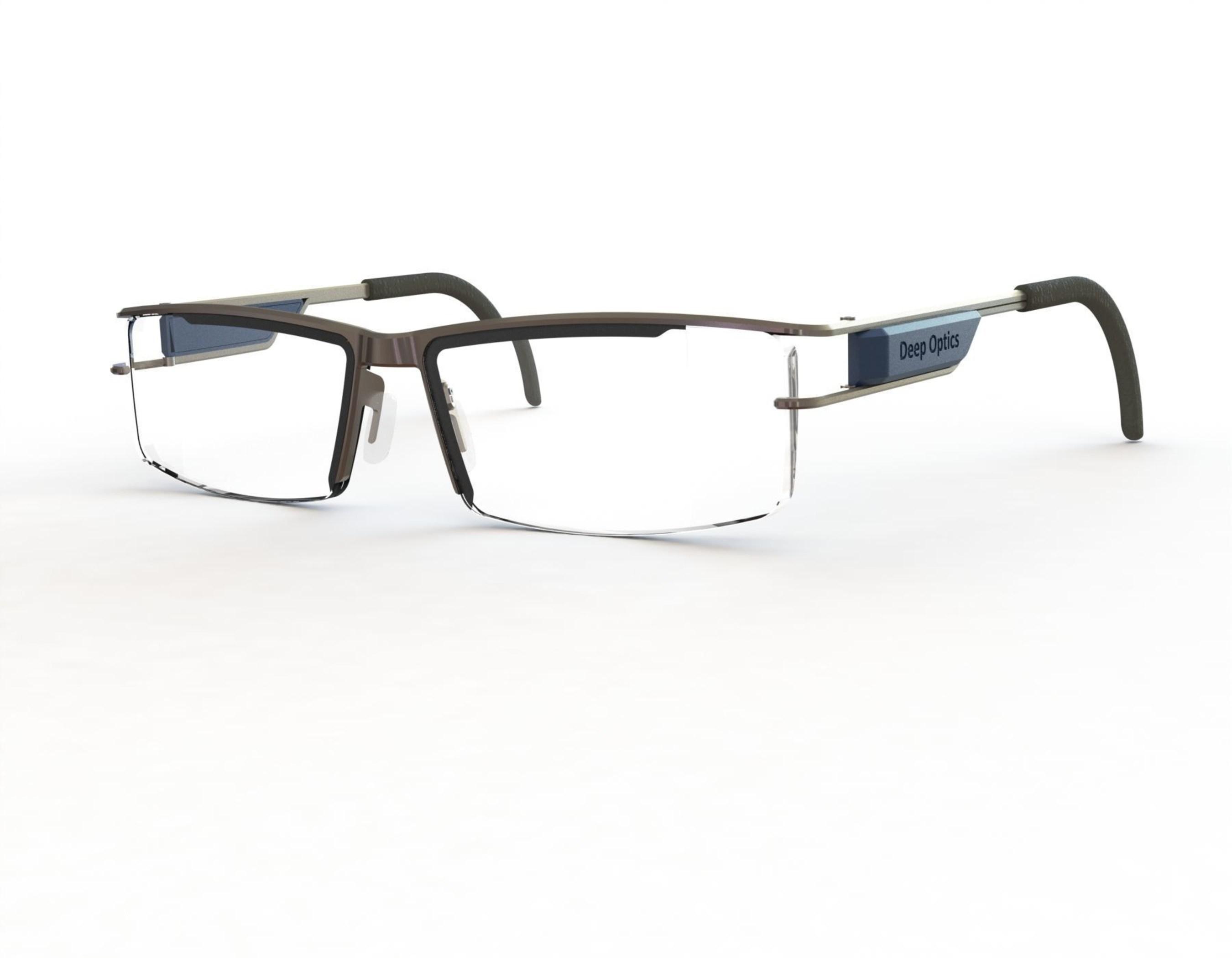 Deep Optics Omnifocals - concept design