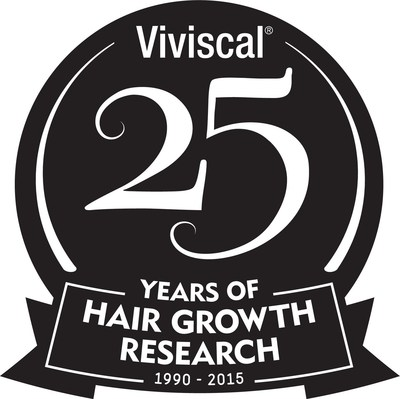 Viviscal Celebrates 25 Years As Best Hair Loss Solution