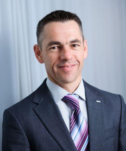 Josu Piña, Vice President, Americas Ruukki Metals, Sales. (PRNewsFoto/Ruukki)