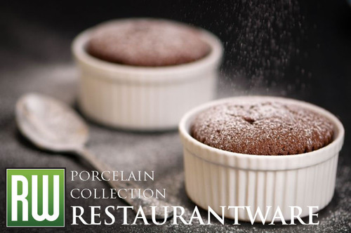 Shown here is a 3-inch Ramekin RWC0020 by Restaurantware.  (PRNewsFoto/Restaurantware)