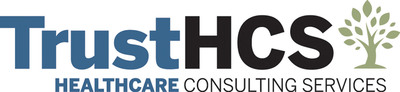 TrustHCS logo. (PRNewsFoto/TrustHCS)