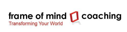 Frame of Mind Coaching logo.  (PRNewsFoto/Frame of Mind Coaching)