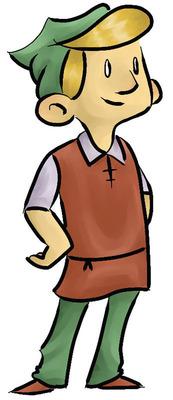 Jack and the Beanstalk a Mathematical Adventure.  (PRNewsFoto/MathFileFolderGames.com)
