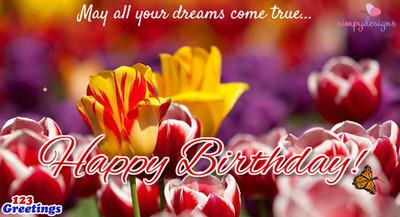 123 Greetings Happy Birthday Cards Sandropainting – Free 123 Greeting Cards Birthday