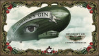 A photo rendering of Hendrick's Gin's Flying Cucumber.
