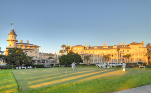 Celebrating 25 years of hospitality. Preserving 125 years of history.  (PRNewsFoto/Jekyll Island Club Hotel)