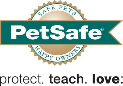 PetSafe brand logo.