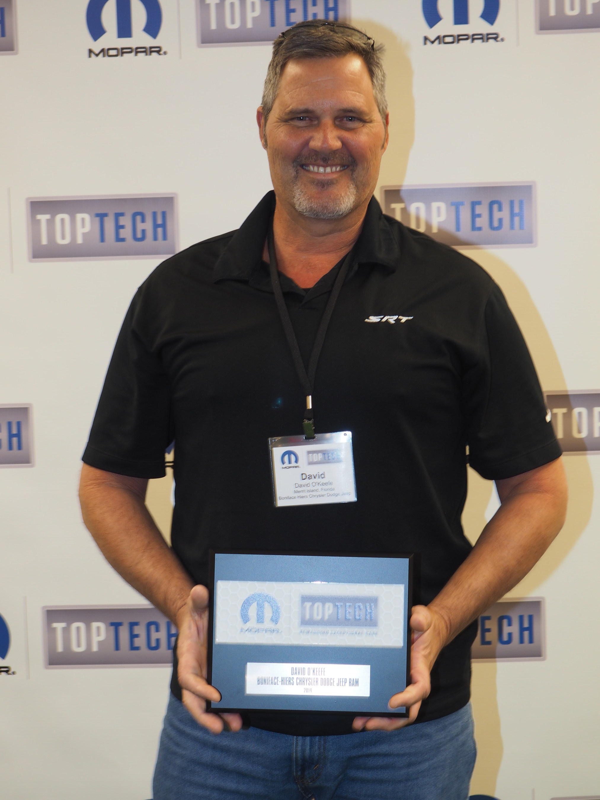 Florida FCA US Technicians Baroni and O Keefe Earn Mopar Top Tech