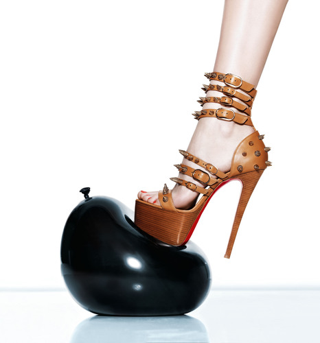 Neiman Marcus Art of Fashion Christian Louboutin. (PRNewsFoto/Neiman Marcus) (PRNewsFoto/NEIMAN MARCUS)