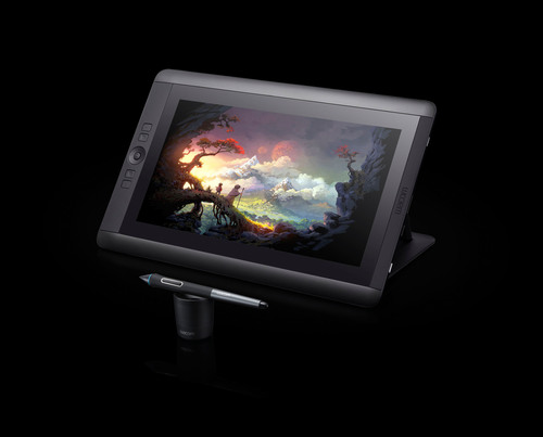 Wacom's new Cintiq 13HD sports a slim design, HD resolution and improved pen feel for designers, artists ...