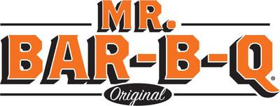 Mr. Bar-B-Q logo. (PRNewsFoto/Blue Rhino)