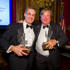 Quinnipiac University School of Business inducts Tim Gannon and Donald Torey into its Business Leader Hall of Fame