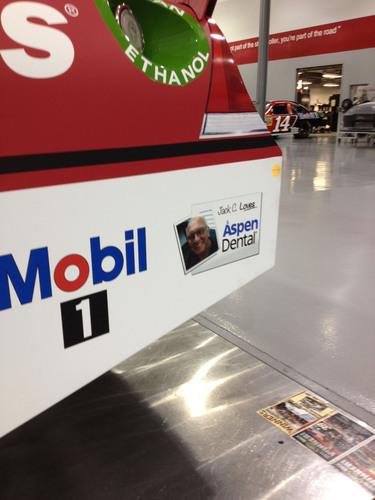 Aspen Dental And Stewart-Haas Racing Celebrate Smiles at Richmond International Speedway