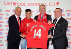 Dunkin' Brands Announces Global Marketing Partnership With Liverpool Football Club. (PRNewsFoto/Dunkin' Brands Group, Inc.) (PRNewsFoto/DUNKIN' BRANDS GROUP_ INC_)