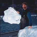 Evergreen-Agra Inc. (EGRN) makes a paleo-minded move and is pleased to announce its first acquisition of Alaska Glacier Ice, led by Scott Lindquist (PRNewsFoto/Evergreen-Agra Inc.)