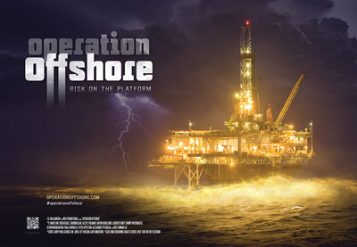 Operation Offshore: Risk on the Platform follows a platform crew as they are challenged by a pressing emergency shutdown valve replacement.