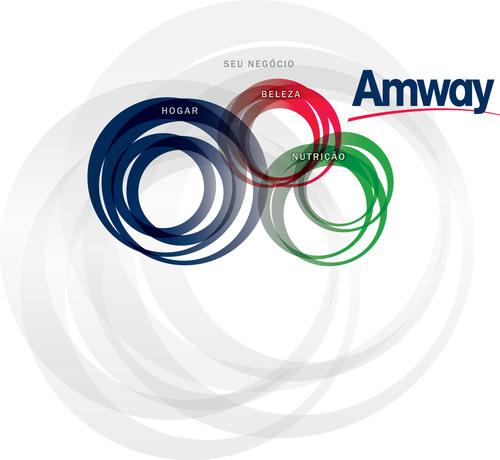 Logo Amway Port.  (PRNewsFoto/Amway Latin America)