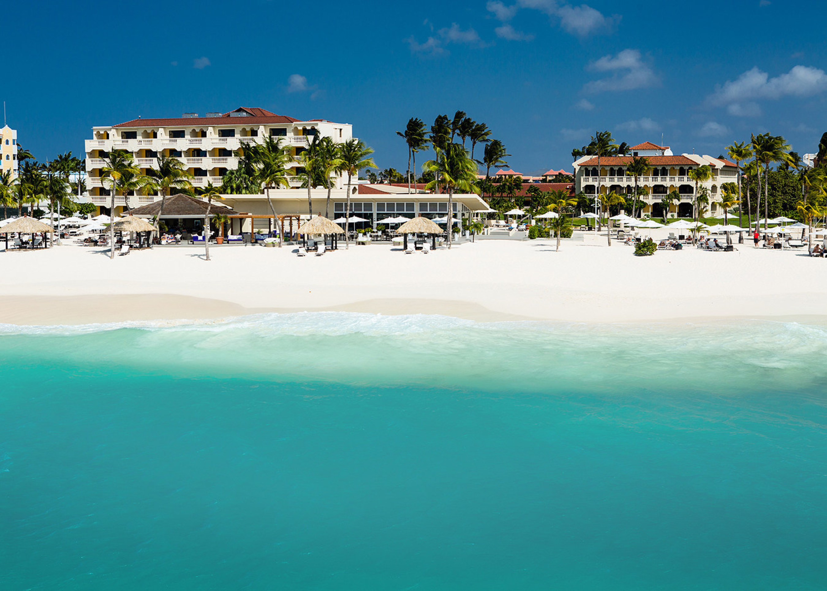 Aruba's premier adults-only boutique resort, is serene and peaceful, perfect for couples focusing on romance, relaxation and wellness.