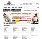 Acme Tools launched its redesigned e-commerce website.  (PRNewsFoto/Acme Tools)
