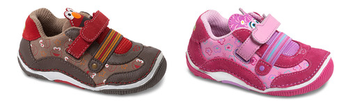 Stride Rite® Celebrates Father's Day With New Shoe Design Invented By A Dad And A Special Beaches