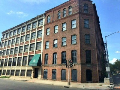 The historic building that housed the C. Cowles & Company(R) factory for some 125 years will soon function as the location for U-Haul Moving & Storage of Wooster Square.